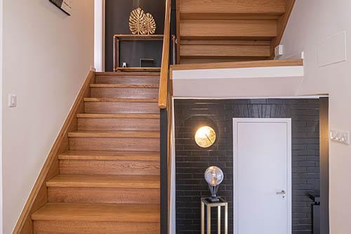 Escaliers rénovées