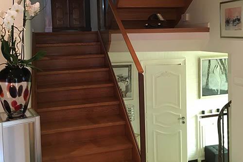 Escaliers anciens
